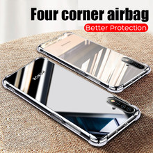 Luxury Transparent Phone Case On The For Huawei P20 P30 P10 lite