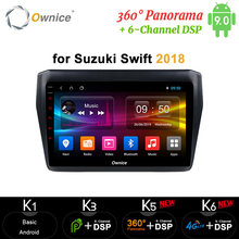 Ownice Android 10 Mobil Dvd Stereo GPS Navi Mobil Radio 2 Din Carplay Audio Video Player 4G LTE DSP SPDIF untuk Suzuki Swift 2018(China)