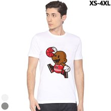 Summer Men's T Shirt Michael Jordan Jumpman Casual Funny Casual Flight Tee Shirts(China)
