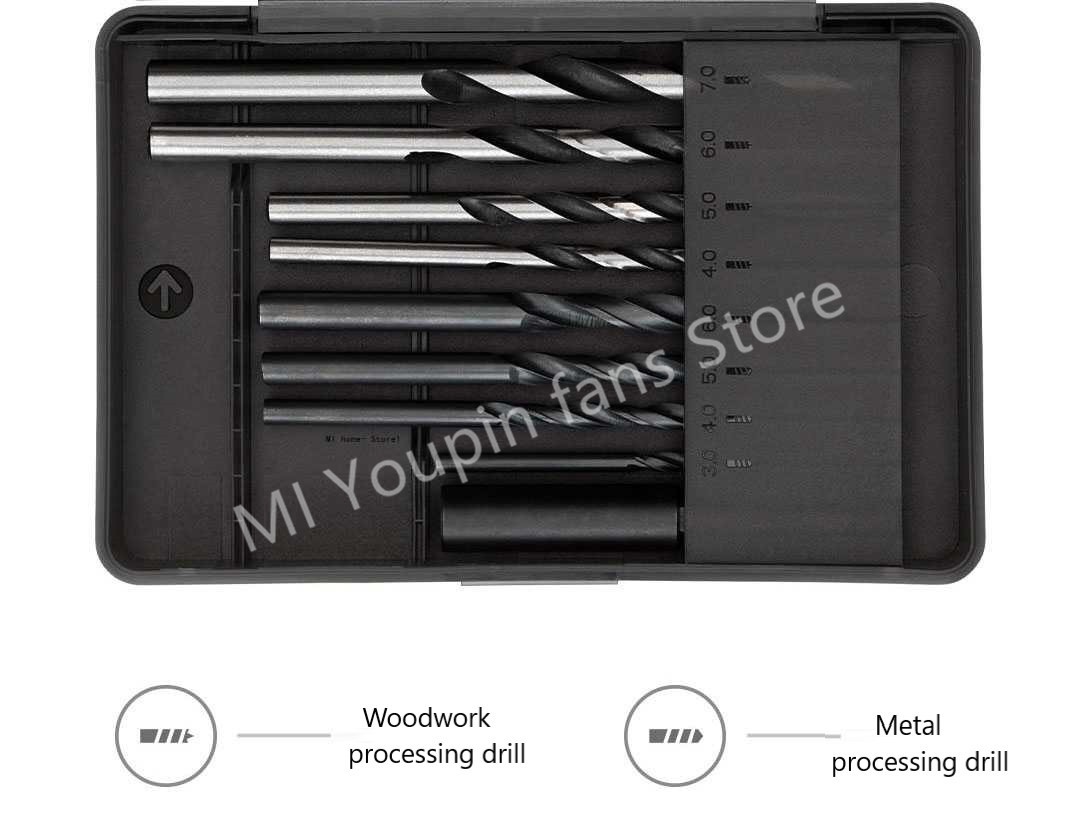 Xiaomi Mijia Smart Brushless Smart Home Electric Drill 14