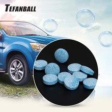 20 pçs/lote comprimidos efervescentes multifuncional spray mais limpo para carro brisa cozinha banheiro de limpeza vidro dropshipping