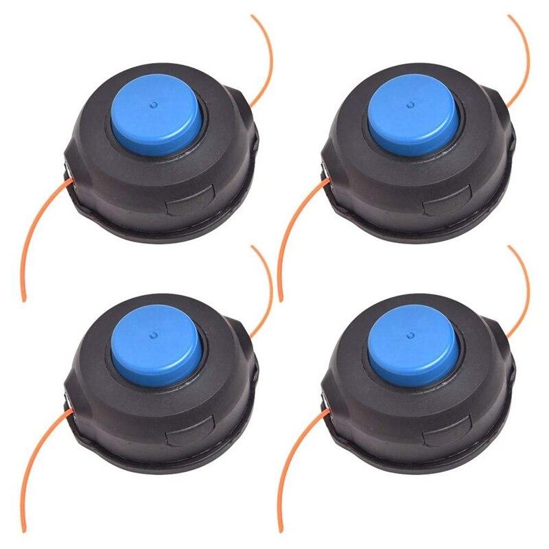 T25 String Trimmer Auto Head For Husqvarna T124L 125L 128L 128LD 128R 128RJ 223L 122L 125C 125L 125LDX 128R 128RJ 223L 223R 4-Pa