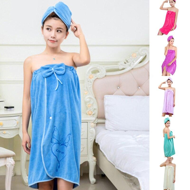 US Mens Bath Shower Skirt Wrap Towel SPA Quick-dry Swimming Beach Towel Bathrobe