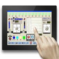 Tableta pc Intel J1900 de 10 pulgadas, todo en uno, táctil, capacitiva, con windows 10 pro, 12