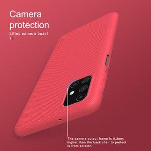 Image 4 - Custodia Nillkin per Samsung Galaxy M31S M21s M51 M31 Cover Super glassata Shield Hard PC Matte Protector Cover posteriore per Samsung F41