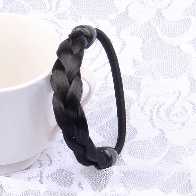 Аксессуары для волос девочек эластичная лента парик пончики