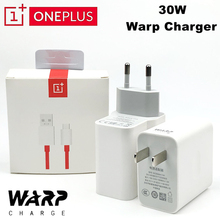 Original OnePlus 7T Pro Warp Charger 5V 6A EU/US Wall Dash 30 Charge adapter fast usb c cable For Oneplus 7 T 8 8T Pro 6T 6 5T 5