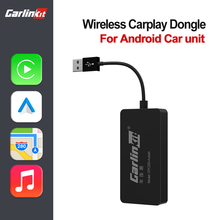 LoadKey & Carlinkit adaptador inalámbrico CarPlay, llave electrónica automática Android para modificar pantalla Android, Ariplay, Smart Link, IOS14