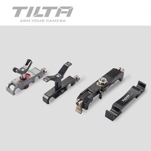 Image 2 - Tilta 15MM lens desteği LS T03 LS T05 19MM Pro lens desteği LS T08 LS T07 uzun zoom objektifi lens destek braketi