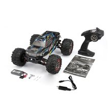 9125 4WD 1/10 RC Car High Speed 46km/h Electric Supersonic Truck Off-Road Vehicle Buggy RC Racing Car Electronic Toy RTR high quality rc car 2 4g 1 12 scale racing cars supersonic monster truck off road vehicle buggy electronic toys for children boy
