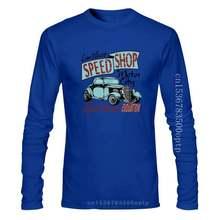 T-Shirt rétro Taille S, à la mode, MAGASIN DE VITESSE, Hot Rod Muscle Car V8 old school, 2020