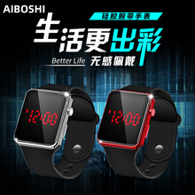LED watch zegarek relojes wristwatch relogio feminino horloges reloj digital ele