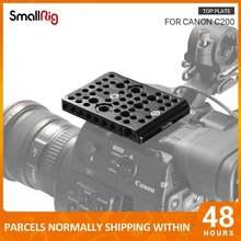 Верхняя пластина smallrig для canon c200 оригинальная рукоятка/magic