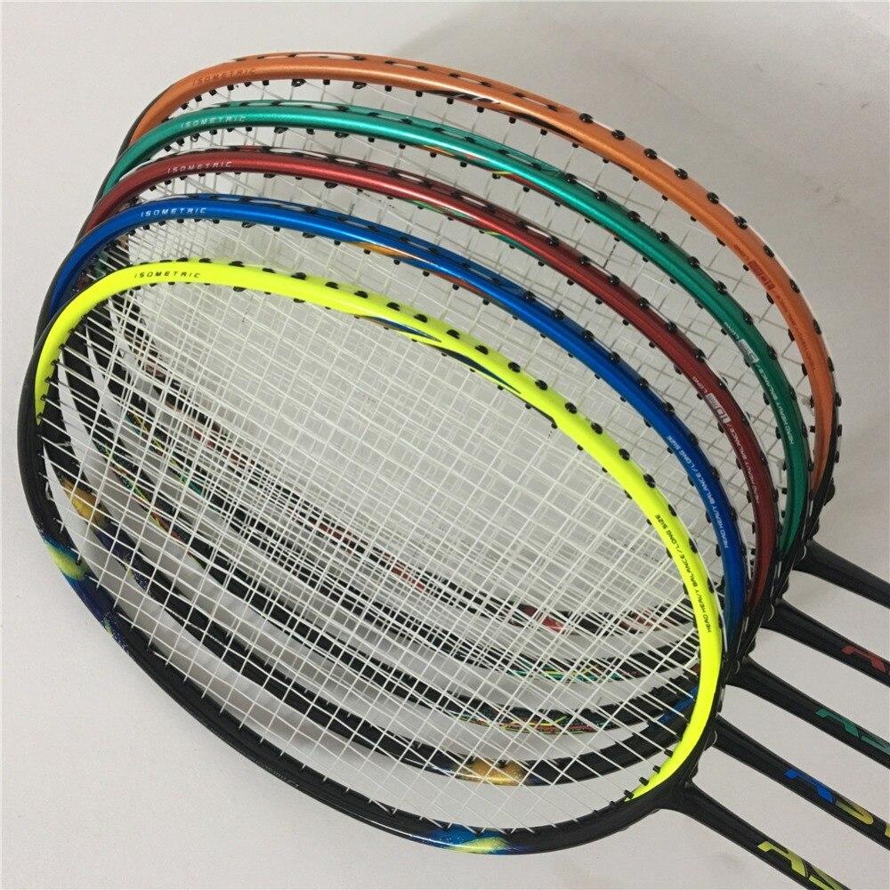 Badminton Racket Sports Carbon Badminton Racquet  77 88D 88S 99