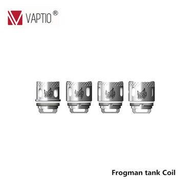 Tête d'évaporateur pour Vaptio Ironclad/Frogman, 20/15/10/5 pièces