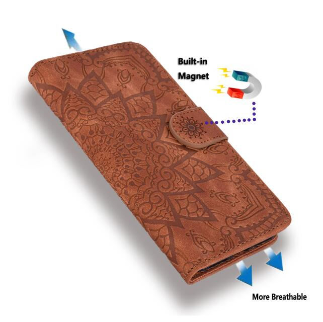 Leather Coque Wallet Case for iPhone 11/11 Pro/11 Pro Max 2