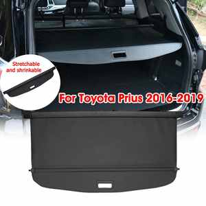 Audew Shade Cargo-Cover Car-Trunk Auto Toyota Aluminum Rear for Prius Security-Shield