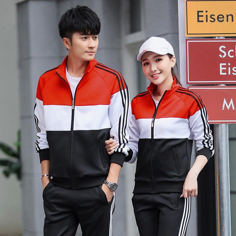 Hombres traje de jogging chándal conjunto chaqueta capucha caja de LEGENDE Ali