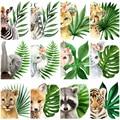 HUACAN 5D Diamant Malerei Tier Wand Kunst Elefanten Diamant Stickerei Tiger Cartoon Hause Dekoration Geschenk