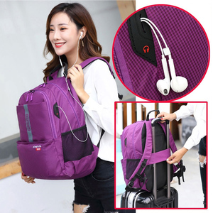 "Image 3 - Ciephia Waterproof Backpack Women School bags for Girl Casual Travel Large Capacity 15.6"" Laptop Backpacks for Teen Multi Pocket"