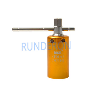 Image 1 - RUNDERON F01A وحدة صمام قياس الوقود راما إزالة إصلاح أداة السكك الحديدية المشتركة لصمامات دلفي