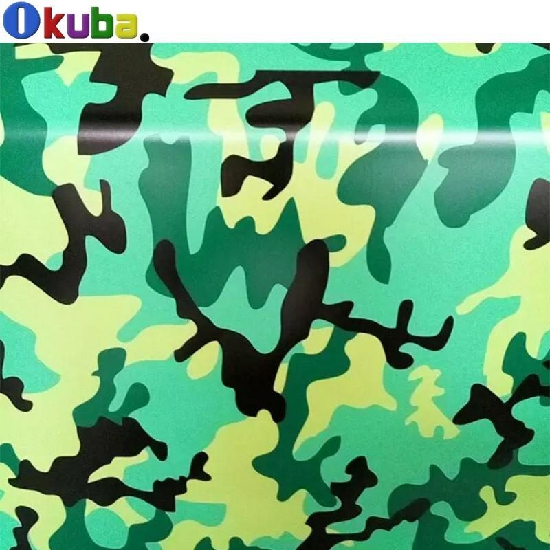 Green-Camo-Vinyl-Car-Wrap-Woodland-Camouflage-Film-for-Cars-Hydrographic-Film-Camo-Film-1.52x30m