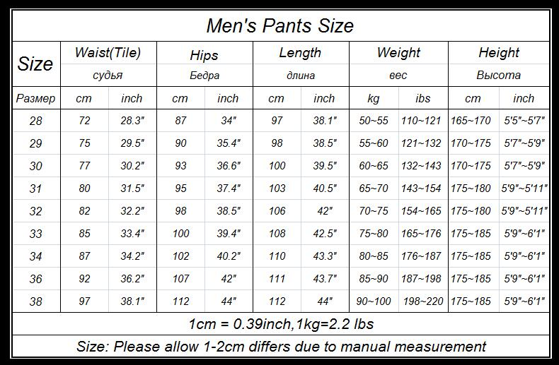 Hot Sell New Autumn Fashion City Tactical Pants Men's Cargo Pants Combat Army Active Military Casual Male Cotton Trousers Mens