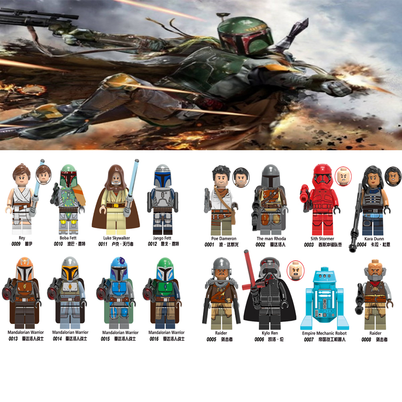 single-sale-legoeingly-font-b-starwars-b-font-mandalorian-baby-yoda-darth-vader-knights-of-wheel-troopers-building-block-toys