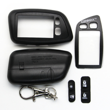 Case for CENMAX ST-5A Russian LCD remote control for CENMAX ST5A 5A LCD keychain car