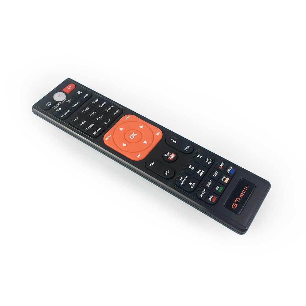 Satelliet Tv Ontvanger Afstandsbediening Voor Gtmedia V8 Nova En V9 Super Freesat V7 Serie, ondersteuning DVB-S2 Satelliet Tv Set-Top Box