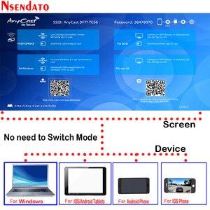 Image 5 - Anycast M100 2.4G/5G 4K 미라 캐스트 모든 캐스트 무선 DLNA AirPlay TV 스틱 Wifi 디스플레이 동글 수신기 IOS 안 드 로이드 PC