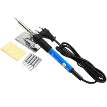 Repair-Tool Tips Temperature Soldering-Iron Electric Adjustable 110V 220V 80w-Welding
