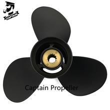 Подвесные двигатели captain propeller 10 1/2x13 fit mercury