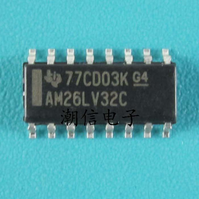 10 ชิ้น AM26LV32C: 3.9 มม.