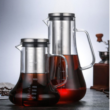 Get more info on the 700ml1200ml Coffee Pots Heat Resistant Glass Coffee Pot Brewer 3Cups Counted  Hot Brewer Coffee Pot Barista Percolator