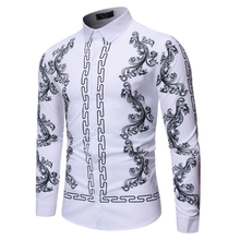 Three-Dimensional-Character Long-Sleeved Men's New-Fashion Autumn Solapa Leisure