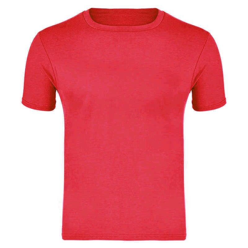 2019 Summer New High Quality Men T Shirt Casual Short Sleeve O-neck Cotton T-shirt Men Brand White Black Tee Shirt S-XXXL