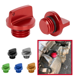 Uxcell Oil Filler Cap Plug For Honda CBR 250RR 600RR 1000RR CR CRF 125R 150R 250R 450R For Yamaha Suzuki For Kawasaki Ducati
