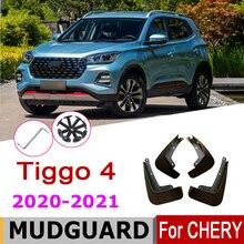 Mudguard Tiggo Flap Flaps-Guard-Splash Car-Accessories Rear-Fender-Mud Front