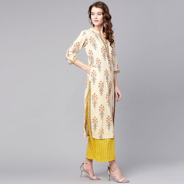 Women's Indian Three-Piece Suit