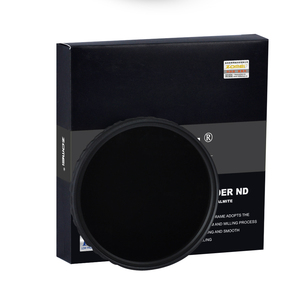 Image 4 - ZOMEI HD Slim Adjustable Fader ND2 400 Filter Neutral Density ND Optical Glass For Canon Nikon DSLR Camera Lens