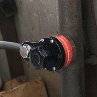 Wsfs 핫 온/오프 마그네틱 용접 접지 클램프 희토류 전환 가능한 자석 용접 홀더