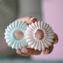 Creative Cake Cooking Tool Ring Cookies Cream Piping Nozzles Icing Pipe DIY Baking Home Kitchen Accessories