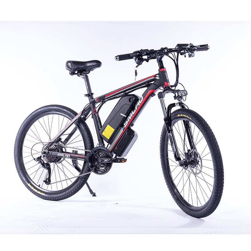 "C6 Best selling 26"" 500W 48V 10AH Lithium Battery E-bike electric bike 2"