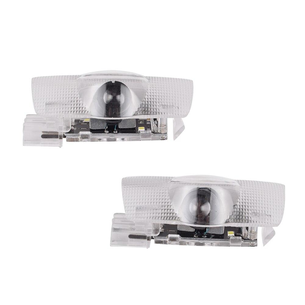 Car Logo LED Door Light Laser Projector Lamp For Toyota Camry 40 50 70 V40 V50 V70 GT86 EZ  Corolla E140 140 4 Runner N280 280
