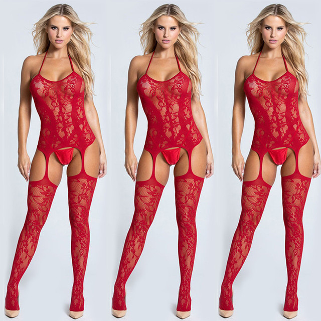 Women Sexy Lingerie Hot Erotic Baby Dolls Dress Women Teddy Lenceria Sexy Mujer Sexi Babydoll Underwear Sexy Costumes 1