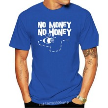 No Money No Honey - Mens T-Shirt - Gold Digger - Funny - Joke - 10 ColoursPrint T Shirt Mens Short Sleeve HotMans Unique Cotton