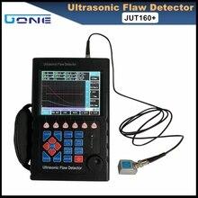 JUT160+ ультразвуковой дефектоскоп портативный цифровой металлический дефектоскоп может сделать отчет USB ПК программное обеспечение