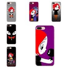Soft TPU Cover For Galaxy Alpha Note 10 Pro A10 A20 A20E A30 A40 A50 A60 A70 A80 A90 M10 M20 M30 M40 Ruby Gloom 3 Advantageous