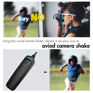 Image 2 - AODELAN N10 Shutter Release Cable Remote Control for Nikon Z6,Z7, Coolpix P1000,D90,D600,D610,D3100,D3200,D3300,D5000,D5100